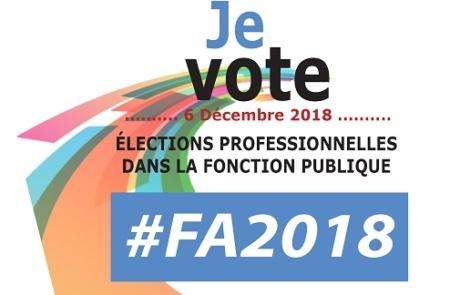 JE VOTE - #FA2018